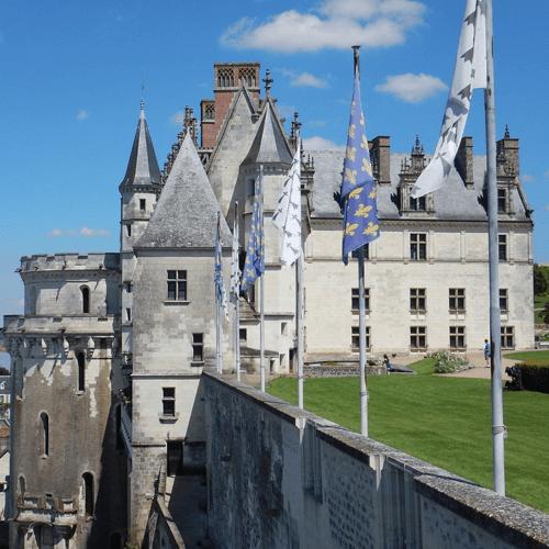 vignette article - Le Château d'Amboise rouvre ses portes !